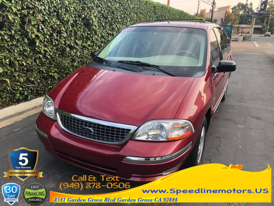 Used 2003 Ford Windstar Wagon in Garden Grove, California | Speedline Motors. Garden Grove, California
