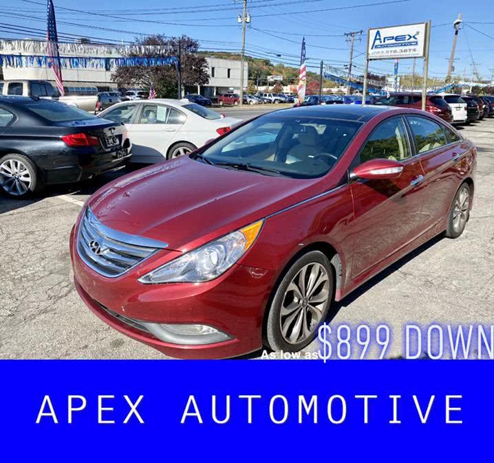 Used Hyundai Sonata 4dr Sdn 2.0T Auto Limited *Ltd Avail* 2014 | Apex  Automotive. Waterbury, Connecticut