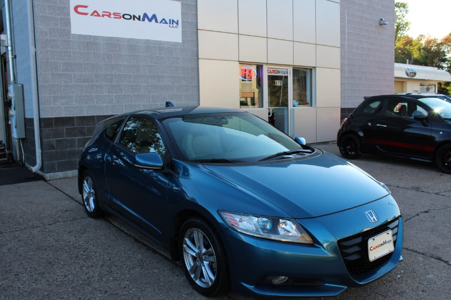 Used 2011 Honda CR-Z in Manchester, Connecticut | Carsonmain LLC. Manchester, Connecticut