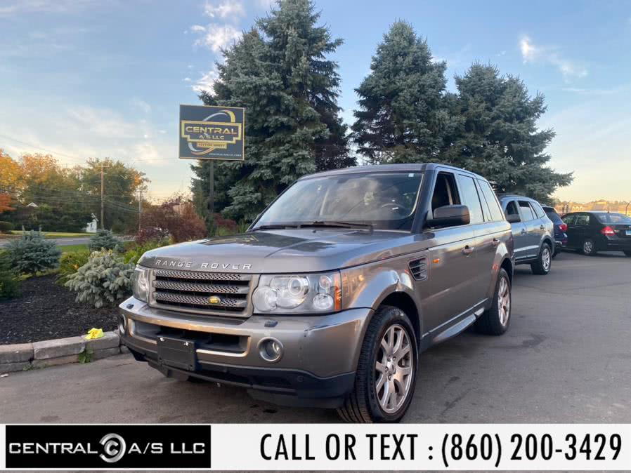 Used 2008 Land Rover Range Rover Sport in East Windsor, Connecticut | Central A/S LLC. East Windsor, Connecticut