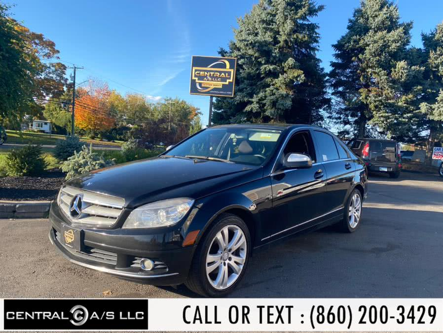 Used 2009 Mercedes-Benz C-Class in East Windsor, Connecticut | Central A/S LLC. East Windsor, Connecticut