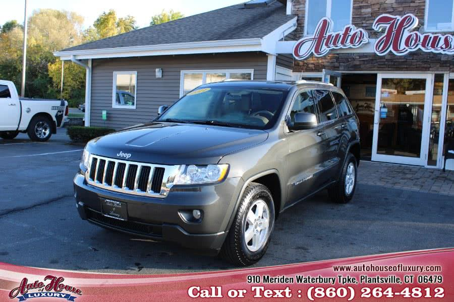 Used Jeep Grand Cherokee 4WD 4dr Laredo 2011 | Auto House of Luxury. Plantsville, Connecticut