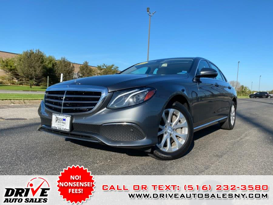 Used 2017 Mercedes-Benz E-Class in Bayshore, New York | Drive Auto Sales. Bayshore, New York