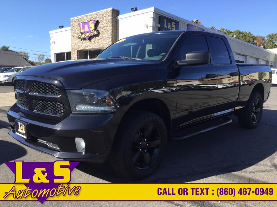 Used 2015 Ram 1500 in Plantsville, Connecticut | L&S Automotive LLC. Plantsville, Connecticut