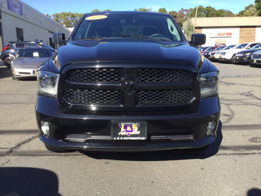 "Used Ram 1500 4WD Quad Cab 140.5"" Express 2015 