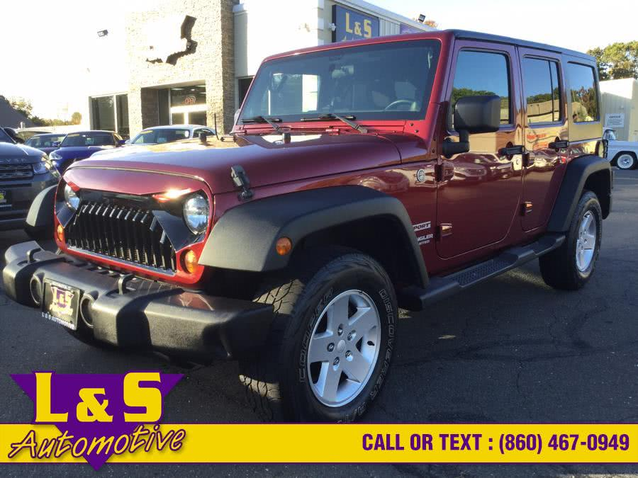 Used 2011 Jeep Wrangler Unlimited in Plantsville, Connecticut | L&S Automotive LLC. Plantsville, Connecticut