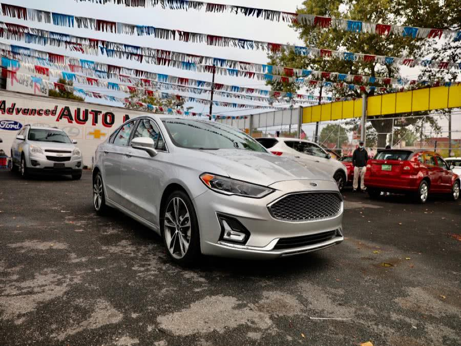 Used 2019 Ford Fusion in Bronx, New York | Advanced Auto Mall. Bronx, New York