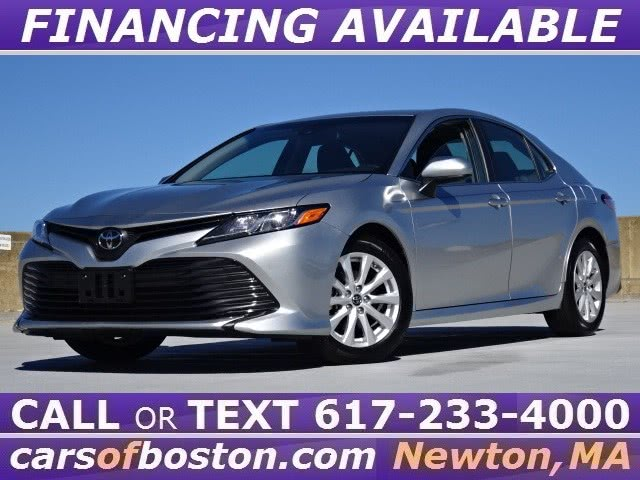 Used 2018 Toyota Camry in Newton, Massachusetts | Cars of Boston. Newton, Massachusetts