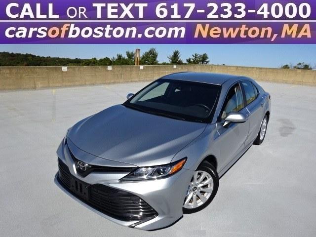 Used Toyota Camry LE Auto (Natl) 2018 | Cars of Boston. Newton, Massachusetts