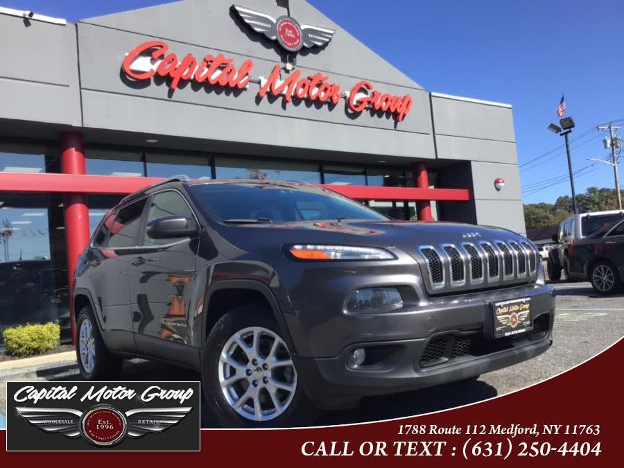 Used Jeep Cherokee 4WD 4dr Latitude 2015 | Capital Motor Group Inc. Medford, New York