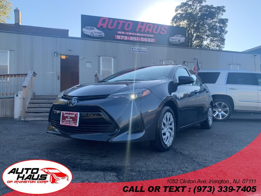 Used 2018 Toyota Corolla in Irvington , New Jersey | Auto Haus of Irvington Corp. Irvington , New Jersey