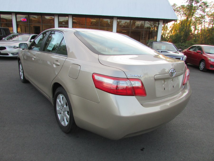 Used Toyota Camry 4dr Sdn I4 Auto XLE (Natl) 2009   United Auto Sales of E Windsor, Inc. East Windsor, Connecticut