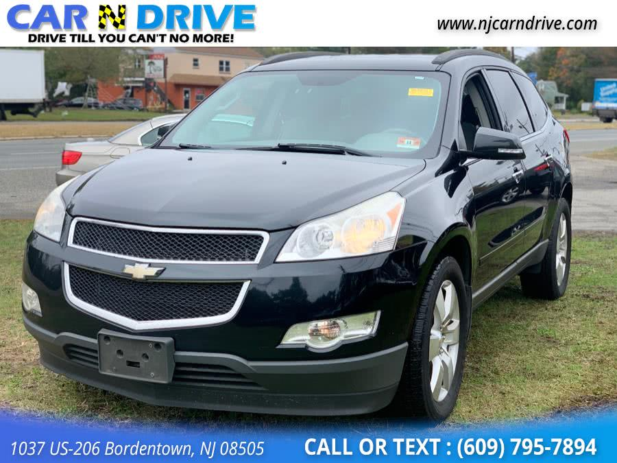 Used Chevrolet Traverse LT AWD 2012 | Car N Drive. Bordentown, New Jersey