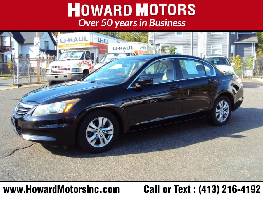 Used Honda Accord Sdn 4dr I4 Auto LX-P PZEV 2011 | Howard Motors. Springfield, Massachusetts