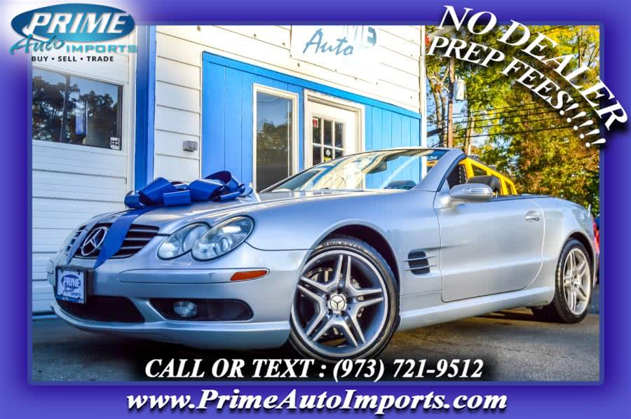 Used 2006 Mercedes-Benz SL-Class in Bloomingdale, New Jersey | Prime Auto Imports. Bloomingdale, New Jersey