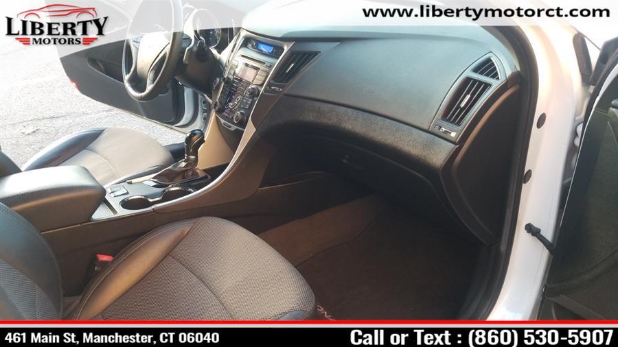 Used Hyundai Sonata 4dr Sdn 2.0T Auto Limited 2013 | Liberty Motors. Manchester, Connecticut