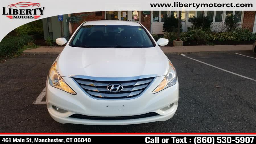 Used 2013 Hyundai Sonata in Manchester, Connecticut | Liberty Motors. Manchester, Connecticut