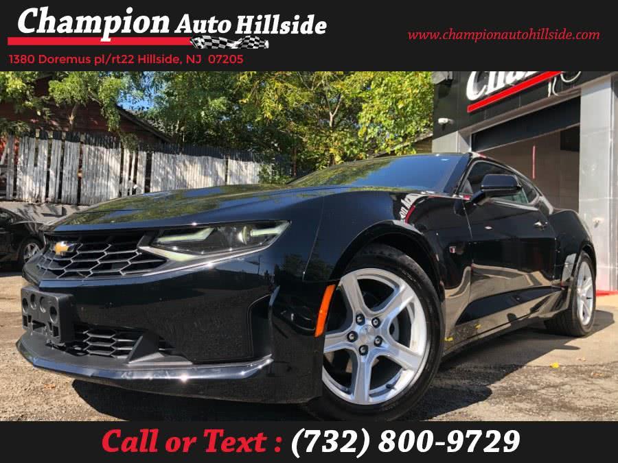 Used 2020 Chevrolet Camaro in Hillside, New Jersey | Champion Auto Hillside. Hillside, New Jersey