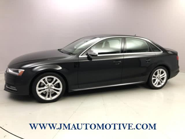 Used 2014 Audi S4 in Naugatuck, Connecticut | J&M Automotive Sls&Svc LLC. Naugatuck, Connecticut