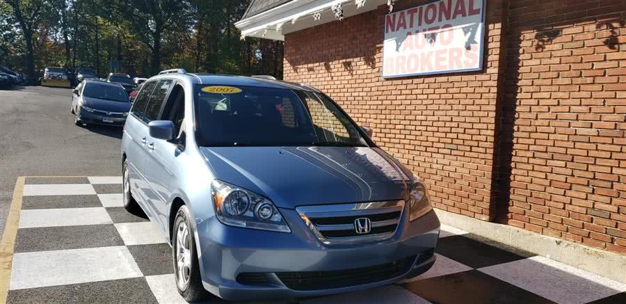 Used Honda Odyssey 5dr EX 2007 | National Auto Brokers, Inc.. Waterbury, Connecticut
