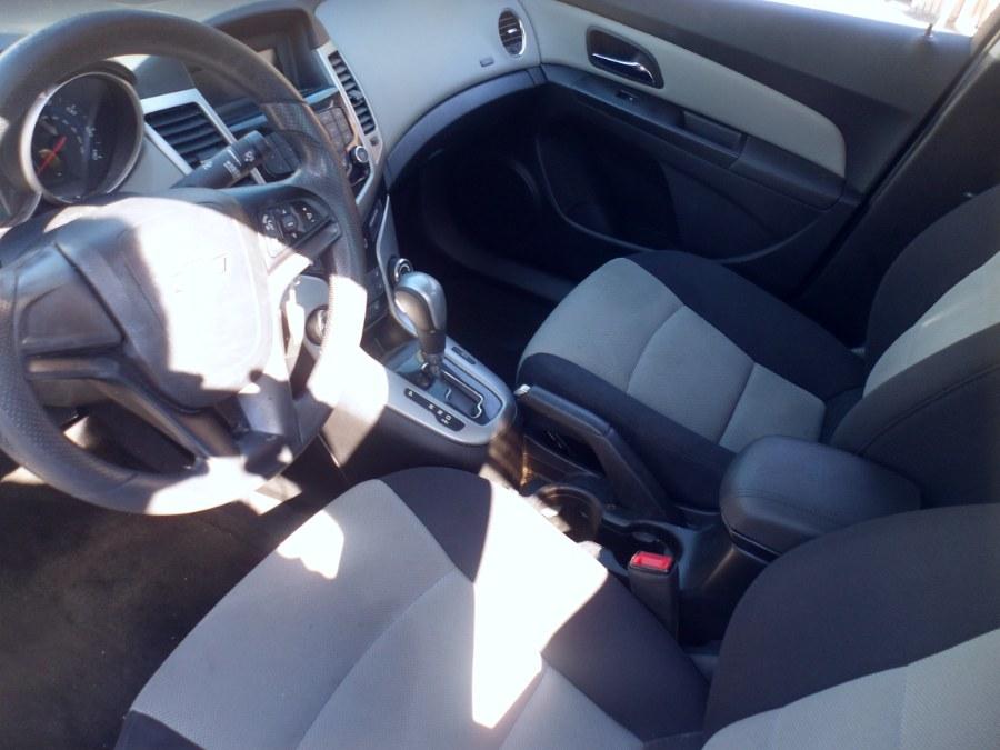 Used Chevrolet Cruze 4dr Sdn Auto LS 2013 | Hurd Auto Sales. Bridgeport, Connecticut