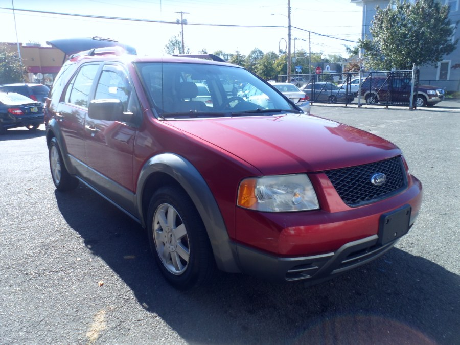 Used Ford Freestyle 4dr Wgn SE AWD 2006 | Hurd Auto Sales. Bridgeport, Connecticut
