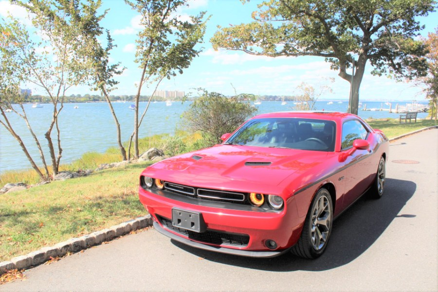 2015 Dodge Challenger 2dr Cpe SXT Plus, available for sale in Great Neck, NY
