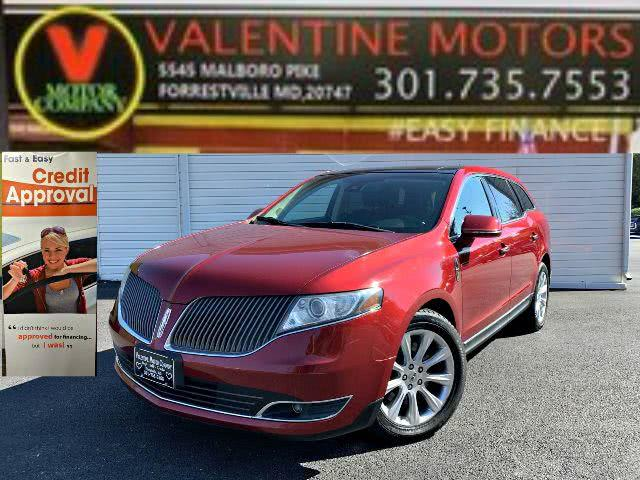 Used 2014 Lincoln Mkt in Forestville, Maryland | Valentine Motor Company. Forestville, Maryland