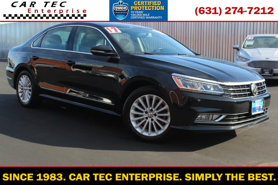 Used 2017 Volkswagen Passat in Deer Park, New York | Car Tec Enterprise Leasing & Sales LLC. Deer Park, New York