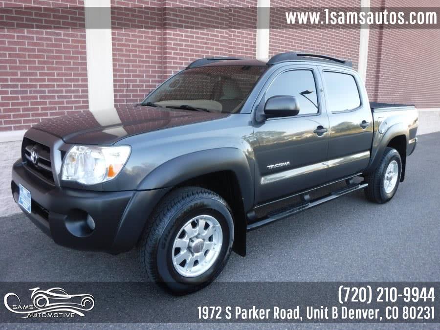 Used 2009 Toyota Tacoma in Denver, Colorado | Sam's Automotive. Denver, Colorado
