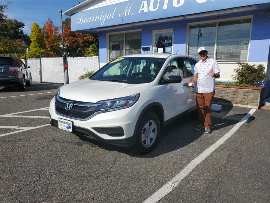 Used 2015 Honda CR-V in Springfield, Massachusetts | Bournigal Auto Sales. Springfield, Massachusetts