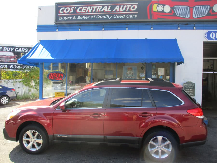 Used 2013 Subaru Outback in Meriden, Connecticut | Cos Central Auto. Meriden, Connecticut