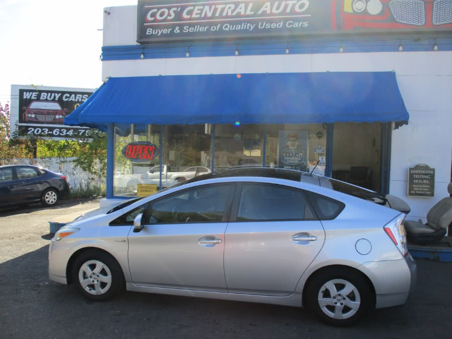 Used 2011 Toyota Prius in Meriden, Connecticut | Cos Central Auto. Meriden, Connecticut