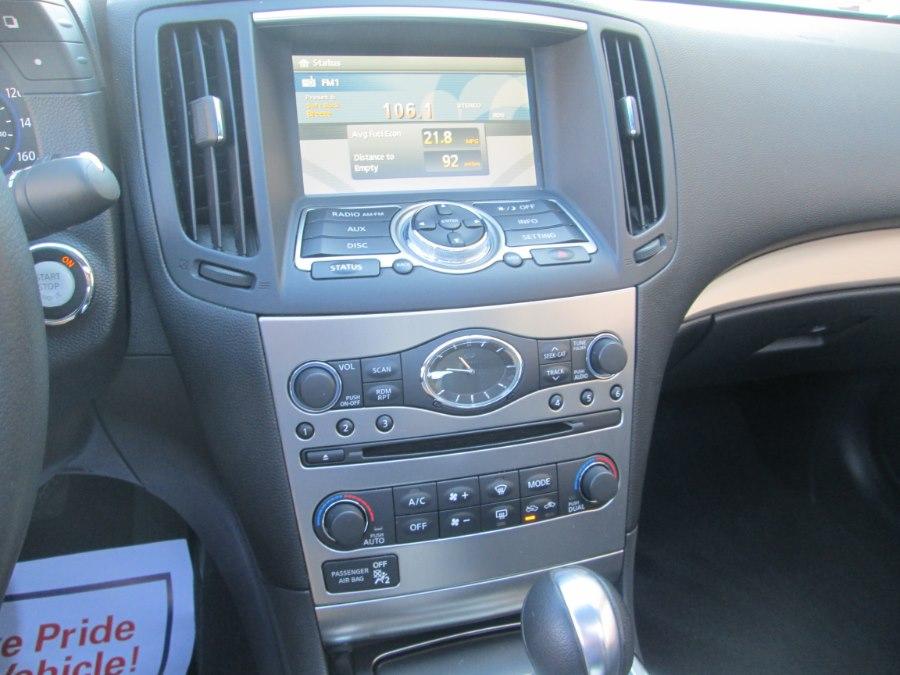 Used Infiniti G37 Sedan 4dr x AWD 2013 | Levittown Auto. Levittown, Pennsylvania