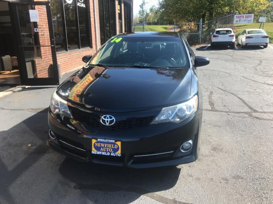 Used 2014 Toyota Camry in Middletown, Connecticut | Newfield Auto Sales. Middletown, Connecticut