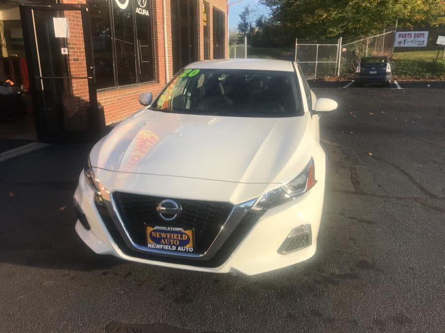 Used 2020 Nissan Altima in Middletown, Connecticut   Newfield Auto Sales. Middletown, Connecticut