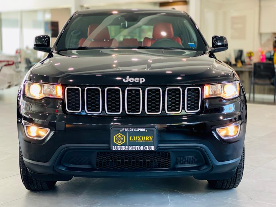 Used Jeep Grand Cherokee Laredo 4x4 2017 | Luxury Motor Club. Franklin Square, New York