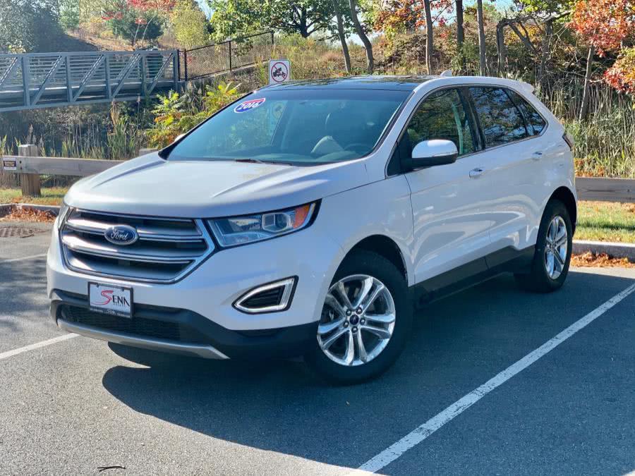 Used Ford Edge 4dr SEL AWD 2016 | Sena Motors Inc. Revere, Massachusetts