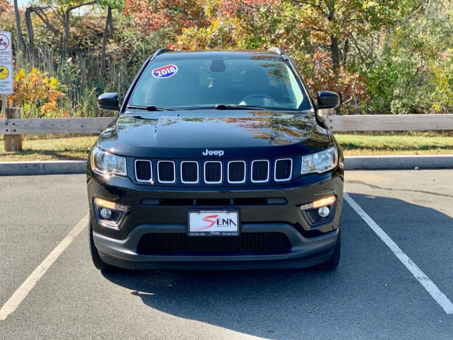 Used Jeep Compass Latitude 4x4 2018 | Sena Motors Inc. Revere, Massachusetts
