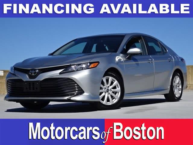 Used Toyota Camry LE Auto (Natl) 2018 | Motorcars of Boston. Newton, Massachusetts