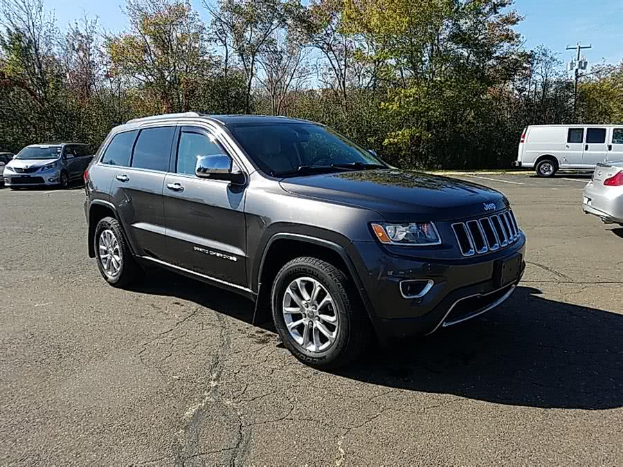 Used Jeep Grand Cherokee 4WD 4dr Limited 2014 | M&M Motors International. Clinton, Connecticut
