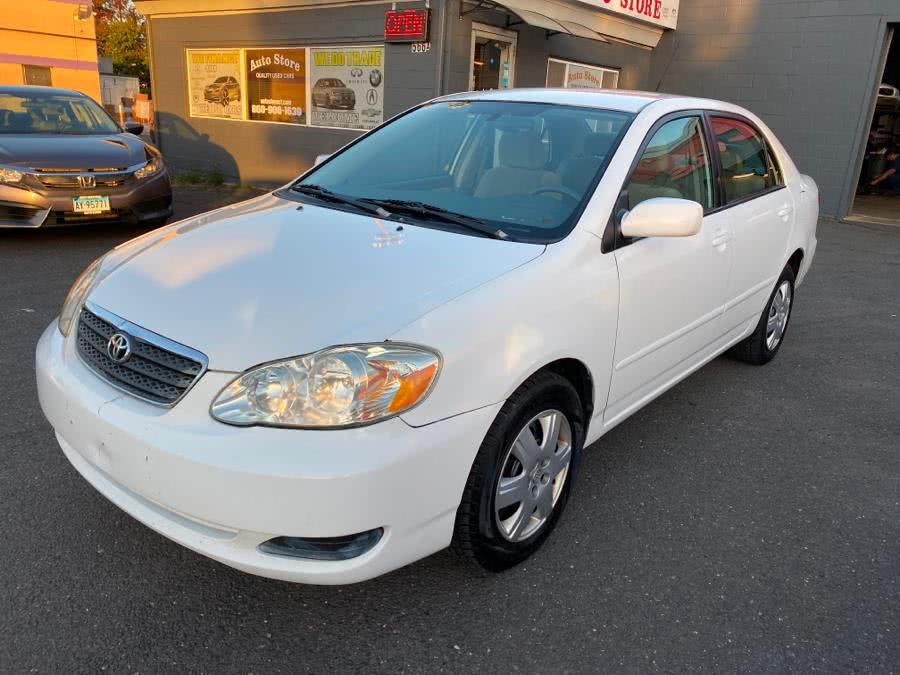 Used 2008 Toyota Corolla in West Hartford, Connecticut | Auto Store. West Hartford, Connecticut