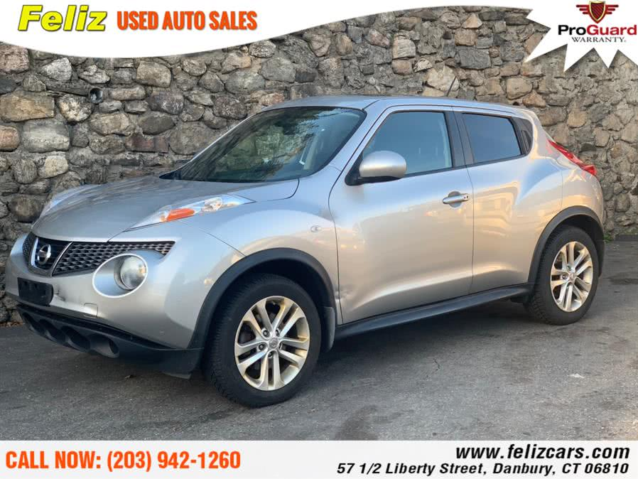 Used 2012 Nissan JUKE in Danbury, Connecticut | Feliz Used Auto Sales. Danbury, Connecticut