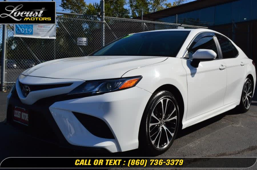 Used 2019 Toyota Camry in Hartford, Connecticut | Locust Motors LLC. Hartford, Connecticut