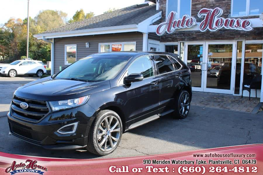 Used Ford Edge 4dr Sport AWD 2016 | Auto House of Luxury. Plantsville, Connecticut