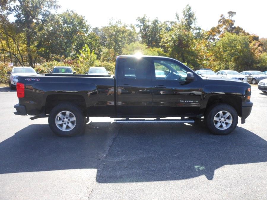 "Used Chevrolet Silverado 1500 4WD Double Cab 143.5"" Work Truck w/1WT 2014 | Yantic Auto Center. Yantic, Connecticut"