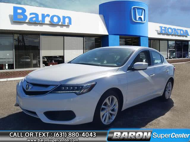 Used 2017 Acura Ilx in Patchogue, New York | Baron Supercenter. Patchogue, New York