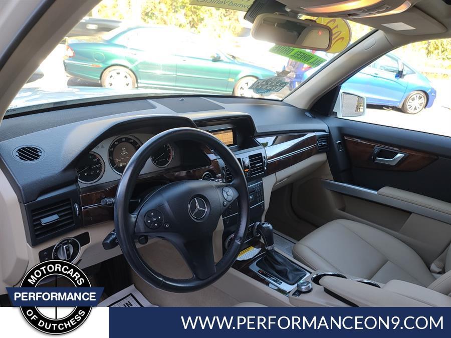 Used Mercedes-Benz GLK-Class 4MATIC 4dr GLK350 2012   Performance Motorcars Inc. Wappingers Falls, New York