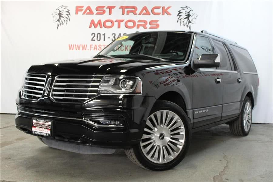 Used 2017 Lincoln Navigator in Paterson, New Jersey | Fast Track Motors. Paterson, New Jersey