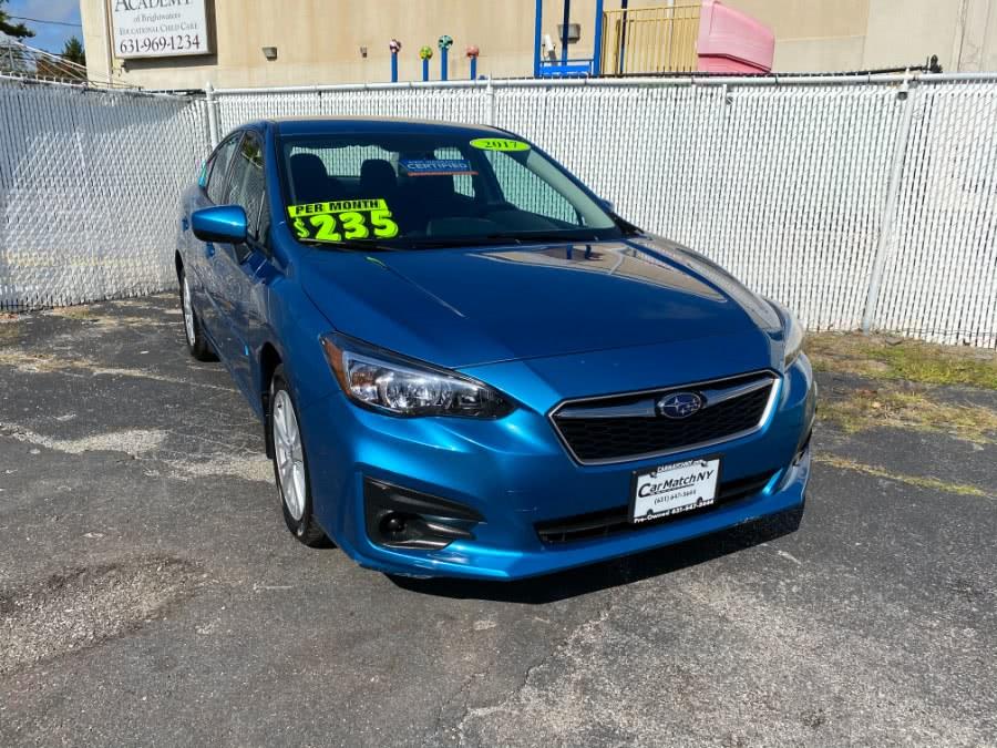 Used 2017 Subaru Impreza in Bayshore, New York | Carmatch NY. Bayshore, New York